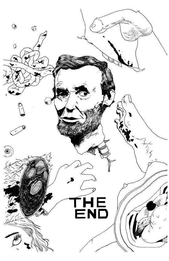 underground / art / avantgarde comics