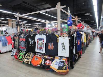 belanja muay thai murah mbk bangkok