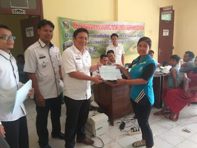 Disdukcapil Lampung Timur Buka Posko Pengaduan Kendala Administrasi Pendaftaran CPNS