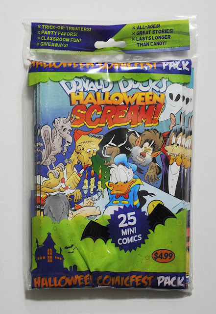 Donald Duck's Halloween Scream! 2017