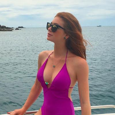 marina ruy barbosa na tailandia