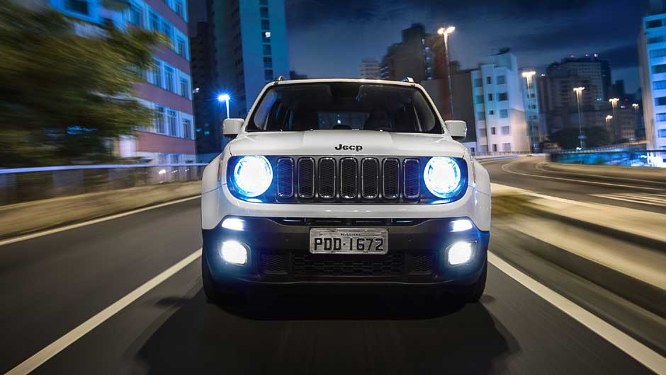 Jeep Renegade 1.8 Flex