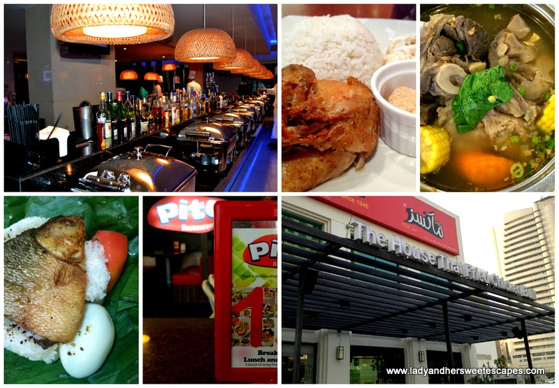my favorite Filipino restaurants in Dubai