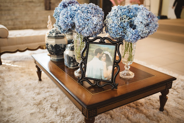 casamento real, recepção, porto vittoria, decoração, azul
