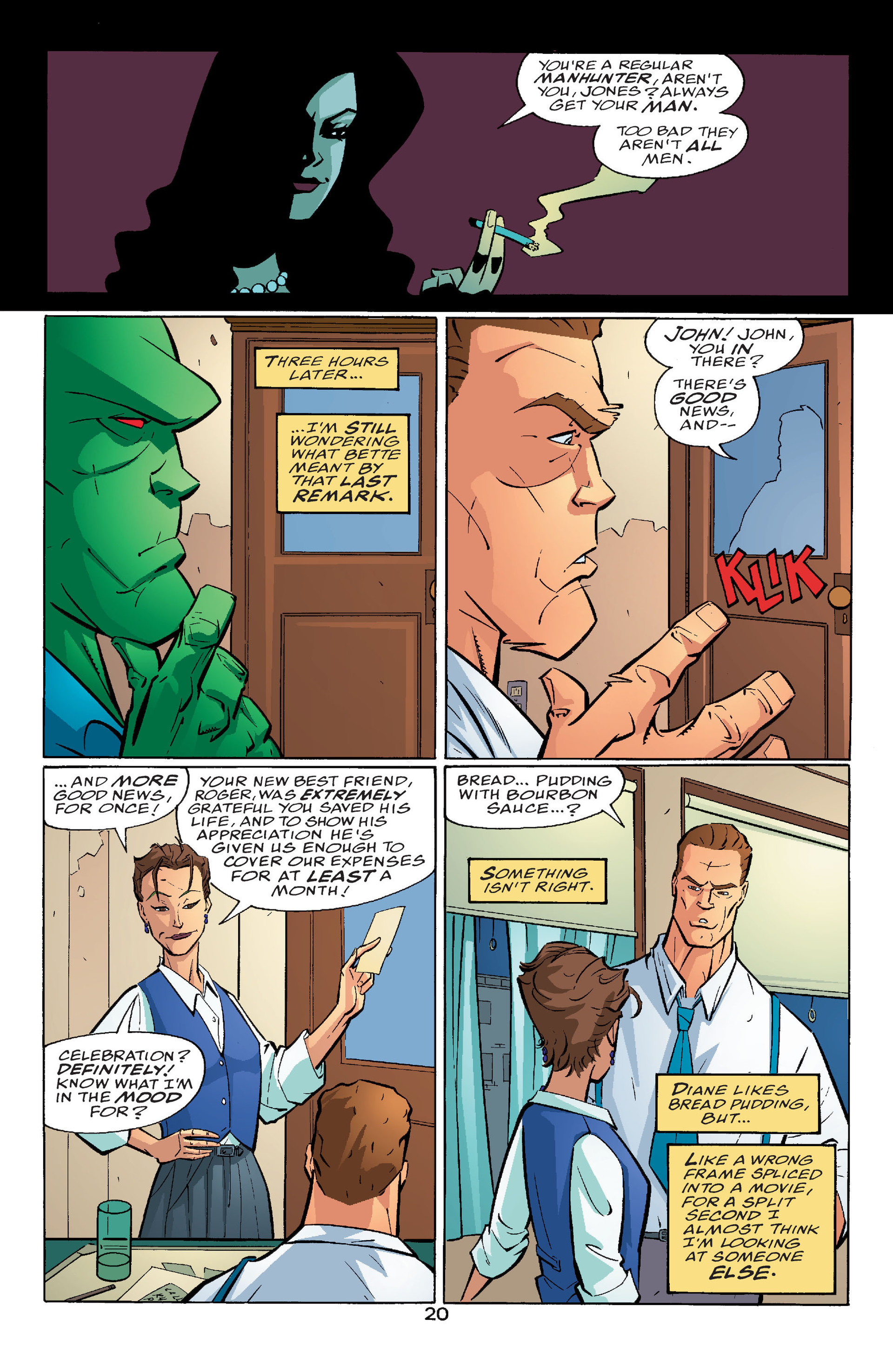 Harley Quinn (2000) Issue #23 #23 - English 21