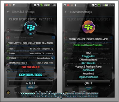 BBM-FT Mod Transparan V4 Based V.2.12.0.9 Full Features