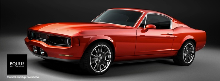 A Burst of 3D Printing Power: The New American Muscle Car