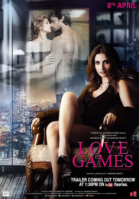 Love Games (2016) Official Poster