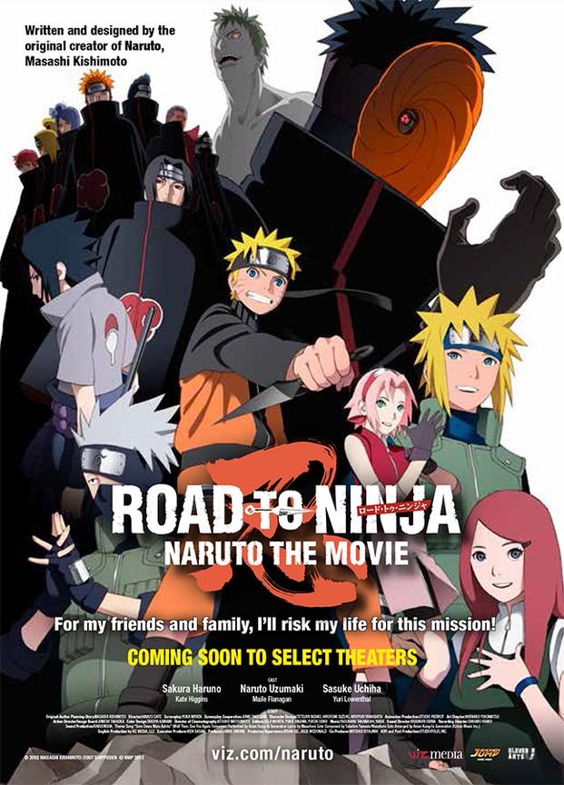 Naruto Road To ninja (English Dubbed) - YouTube