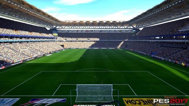 PES 2017 Fenerbahce Ulker Stadium