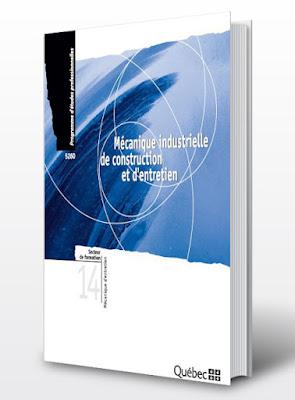 Mécanique Industrielle de Construction et d'entretien en pdf