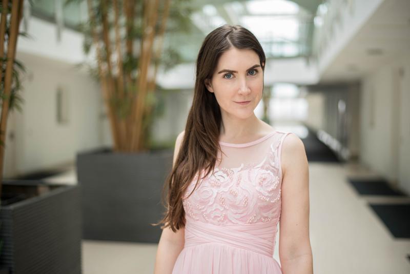 Quiz pink embellished maxi dress