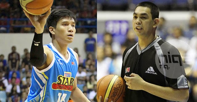List of Salaries of a PBA Player and a PBA Referee