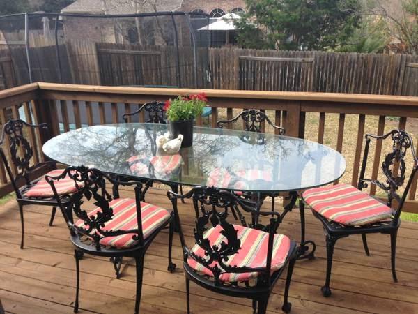 Patio Dining Sets Craigslist Images Pixelmari Com
