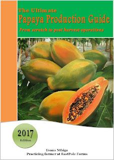 pawpaw farming guide in kenya pdf