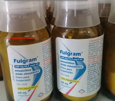 Para Qué Sirve La Amoxicilina Y Ácido Clavulánico
