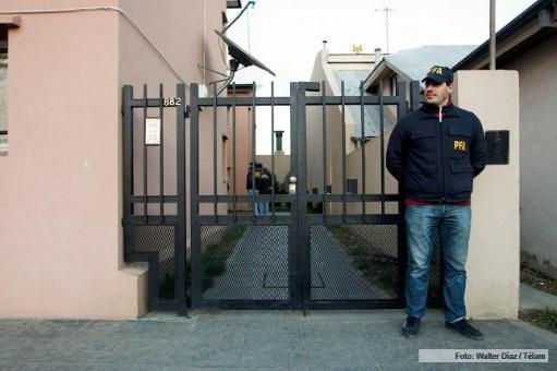Ordenan allanamiento a casa de expresidenta Cristina Fernández