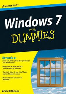 Libro en pdf Windows 7 para Dummies Andy Rathbone