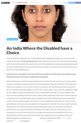An India where the Disabled have a choice