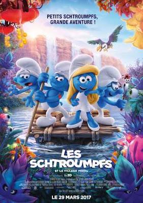 مشاهدة فيلم الانمي Smurfs The Lost Village 2017 مدبلج