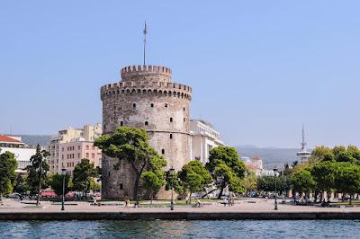 Conoce Grecia - Torre Blanca de Tesalonica