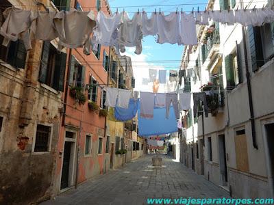 Venecia no se vende.