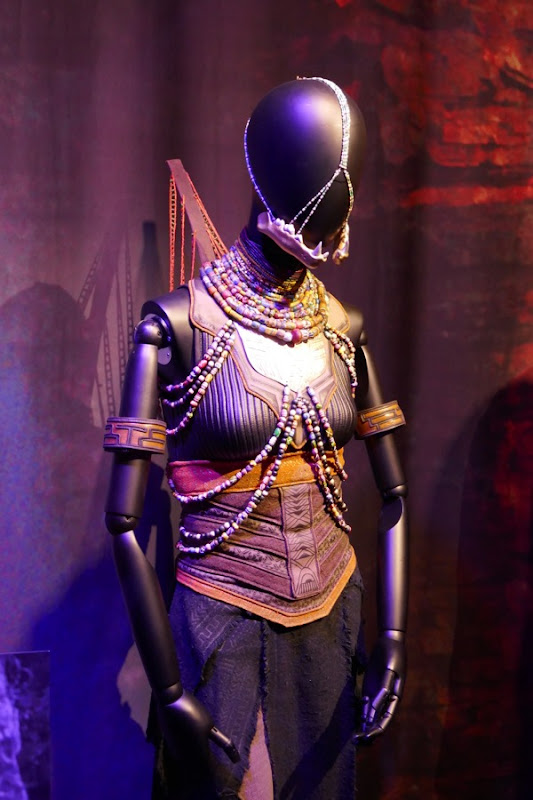 Black Panther Shuri Warrior Falls costume