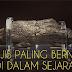 Najis Paling Berharga Dalam Sejarah.