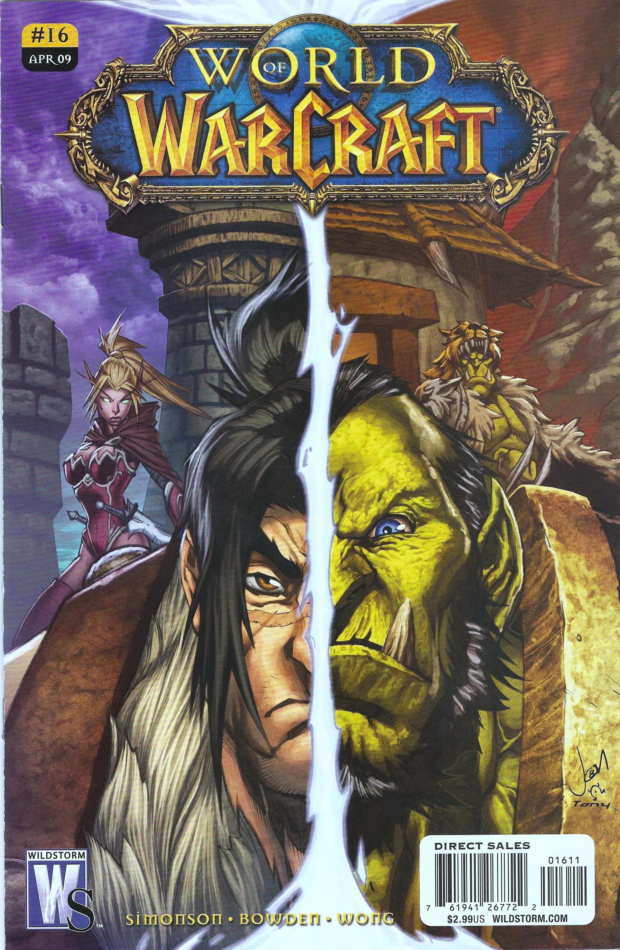 World of Warcraft issue 16 - Page 1