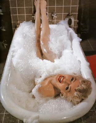 El baño de una reina...