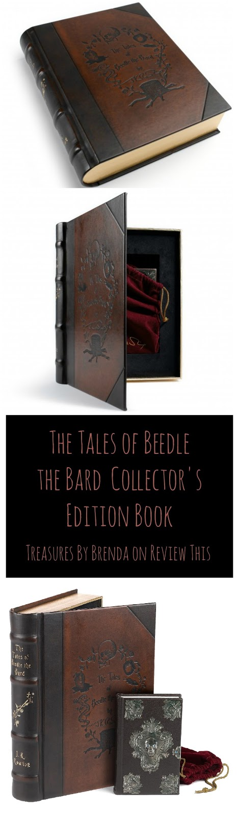 The Tales of Beedle the Bard Collector's Edition Book Review
