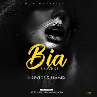 NGwide X Flamex - Bia (Cover)