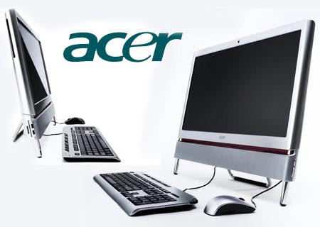 How do I use the Acer Hardware Vendor Detection Utility to find the correct drivers for my computer?