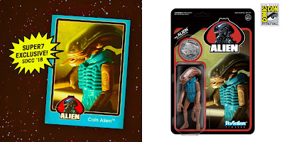 San Diego Comic-Con 2018 Exclusive Star Wars Hammerhead Tribute Alien Xenomorph ReAction Figure by Super7