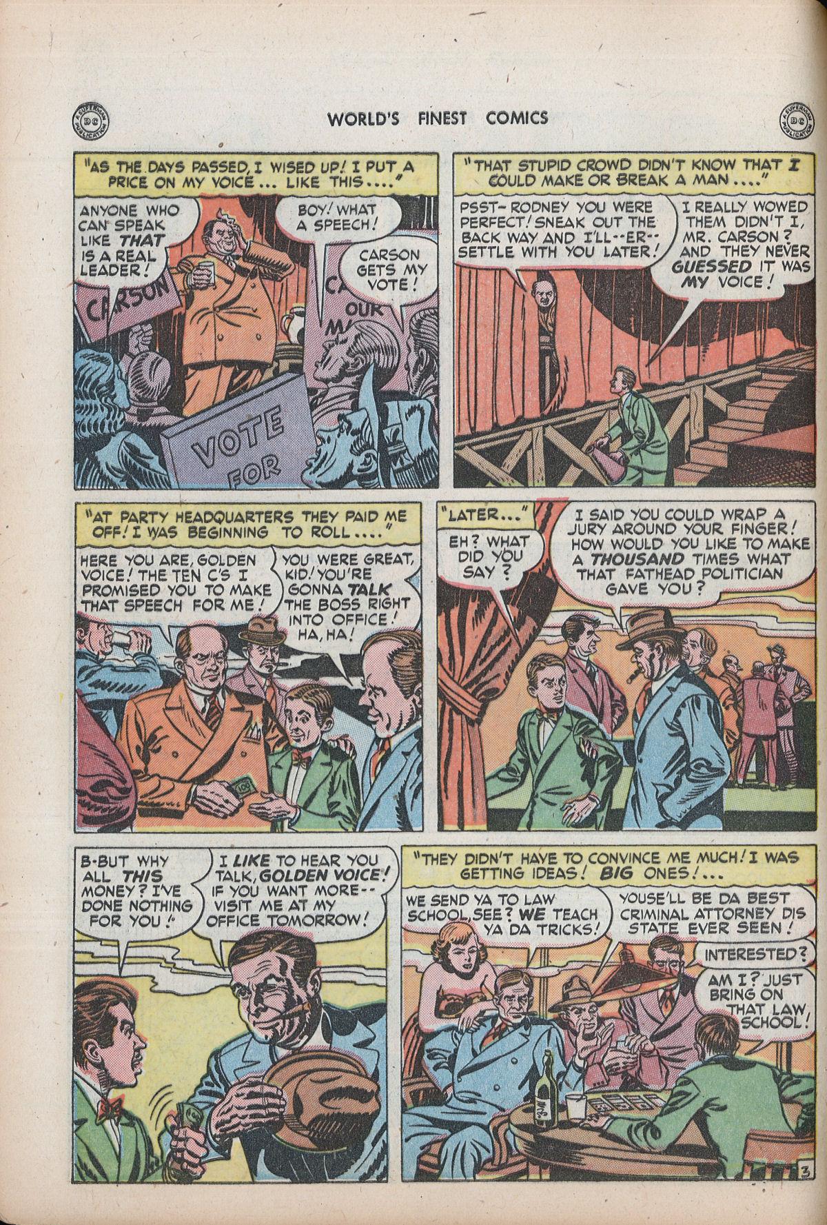 Read online World's Finest Comics comic -  Issue #32 - 40
