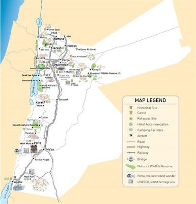 Atracciones turísticas Jordan Pass