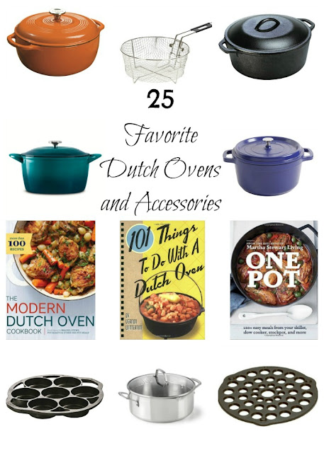Love the warm meals cooking in a dutch oven provides? See our best dutch ovens and dutch oven accessories list. You'll want one of each!