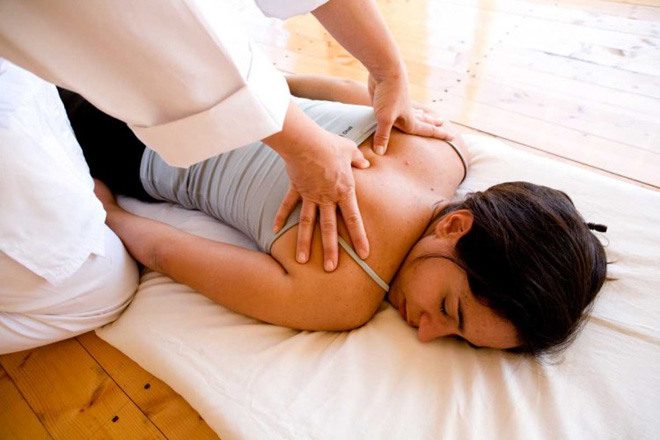 Dry Massage - De-stress You