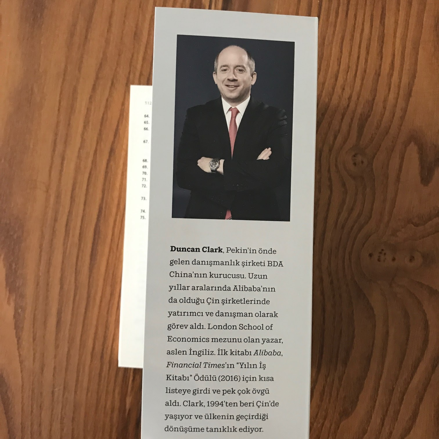 Alibaba Jack Ma'nin Evi - AliExpress'in Kurucusunun Akil Almaz Oykusu (Kitap) Ic Kapak