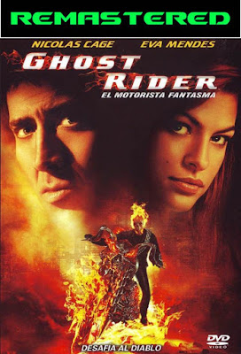 Ghost Rider 2007 Extended Edition DVD R1 NTSC Latino RMZ