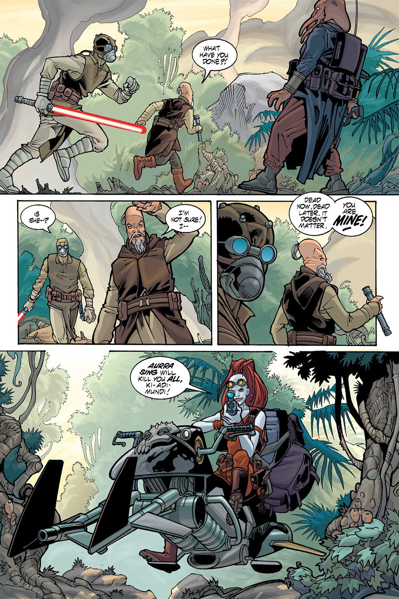 Read online Star Wars Omnibus comic -  Issue # Vol. 10 - 101