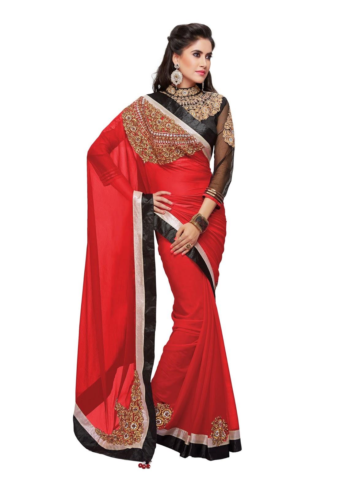 Online saree shopping usa