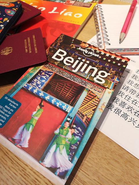 Reisevorbereitungen: China mit Kindern