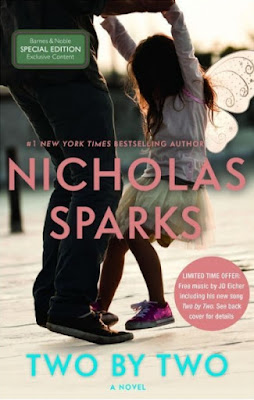 Two by Two by Nicholas Sparks - book cover