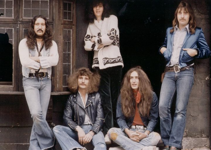 Classic Rock Here And Now Lee Kerslake Uriah Heep And Ozzy Legend Interviewed On The Ray Shasho Show Bbs Radio