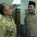 Lagi Asik Nongkrong, Pegawai Disnakertrans Karawang Kena Sidak