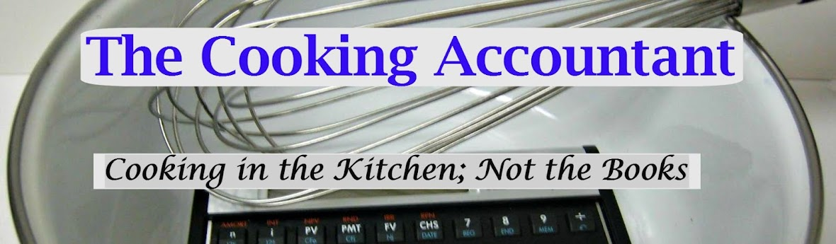 The Cooking Accountant