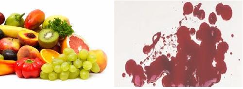 Buah dan Sayuran Pengencer Darah Kental (Hiperagregrasi Trombosit)