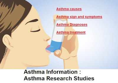 Articles About Asthma Information : Asthma Research Studies