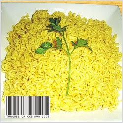 Espaguete Rápido Receita